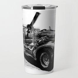 Long Range Desert Group Truck Travel Mug