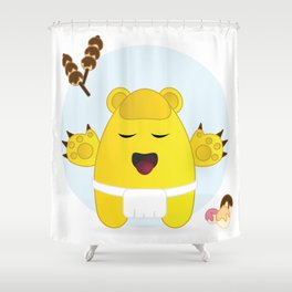 Bonne Shower Curtain