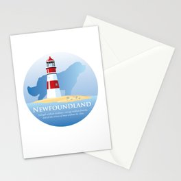 Newfoundland Stationery Cards