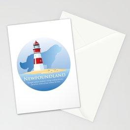 Newfoundland Stationery Cards