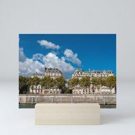 Views of Paris, France Mini Art Print