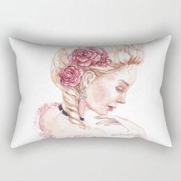 The image of Marie Antoinette Rectangular Pillow