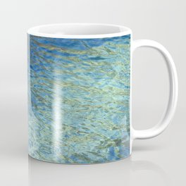 Spring Water Abstract Coffee Mug