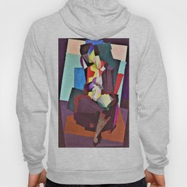 Motherhood, Angelina And The Child Diego - Diego Rivera Hoody