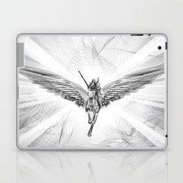 Flying Unicorn Laptop & iPad Skin