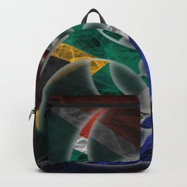 Biohazard South Africa, Biohazard from South Africa, South Africa Quarantine Backpack