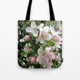 Simple Blossoms Tote Bag