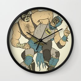 Dark Knight Rises Wall Clock
