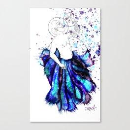 Betta Triton Canvas Print
