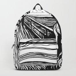 """Edvard Munch """"The Scream"""", 1895 Backpack"""
