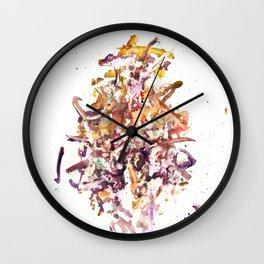 Miss the mark Wall Clock