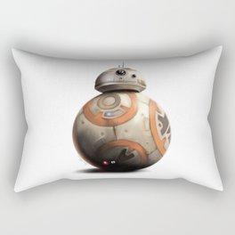 BB-8 by dana alfonso Rectangular Pillow