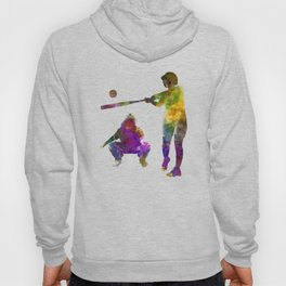 baseball players 02 Hoody