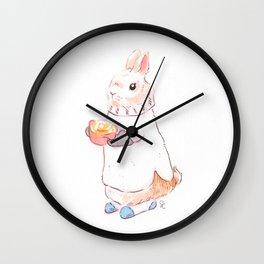 Cinnabun Wall Clock