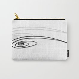 Black Eye Carry-All Pouch