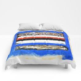 Abstracción Comforters