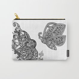 Butterfly Magnetism  Carry-All Pouch