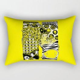 N – Punk Rectangular Pillow