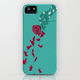 Tendresse iPhone Case