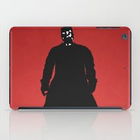 sin city iPad Cases featuring Sin City by Nick Kemp