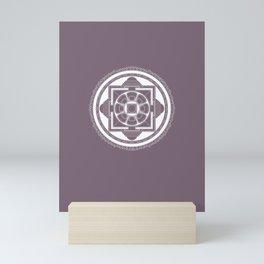 Kalachakra Mandala Mini Art Print