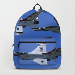 USAF Thunderbirds Diamond 4 Backpack