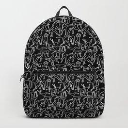 YOGA POSES Backpack