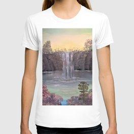 Tranquil Falls T-shirt