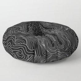 Eternal pulse Floor Pillow