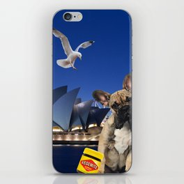 Achio in Sydney iPhone Skin