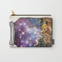 Love Can Move Mountains Carry-All Pouch