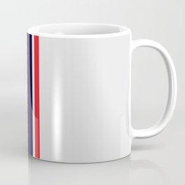 Silver Racer Coffee Mug