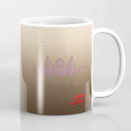 Starfox Arwing Coffee Mug