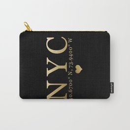 NYC Love Carry-All Pouch
