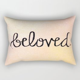Beloved Rectangular Pillow