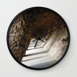 Gaudi Series - Parc Güell No. 5 Wall Clock