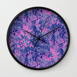 Tahiti Plage Wall Clock