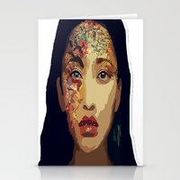 pocahontas Stationery Cards featuring Pocahontas by FannikaRial
