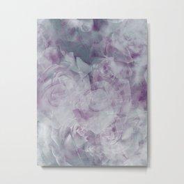 A Floral Bouquet of Clouds Metal Print