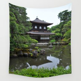 The Temple of Shining Mercy Wall Tapestry