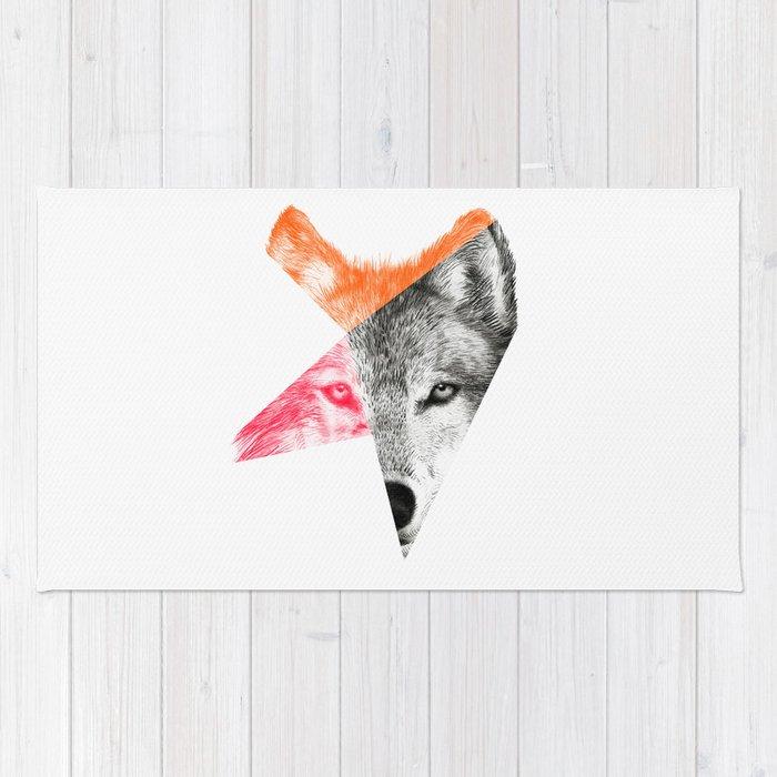 Wild - by Eric Fan and Garima Dhawan Rug