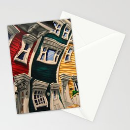 Prescott Street Stationery Cards