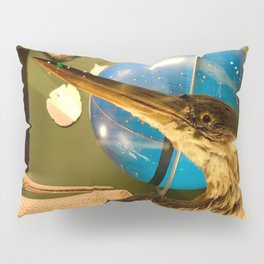 Global Heron Pillow Sham