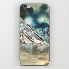 Winter Skies iPhone Skin