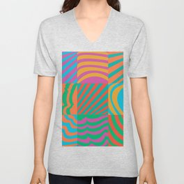 Psych Colors Unisex V-Neck