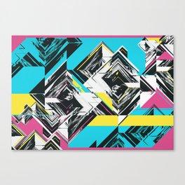 onomatopoeia Canvas Print
