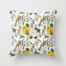 Trigger Happy Throw Pillow