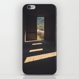 Room in the High Desert iPhone Skin
