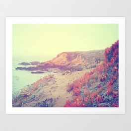 Quiet Shore Art Print