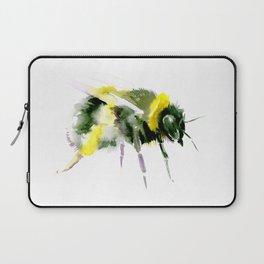 Bumblebee minimalist bee decor Laptop Sleeve